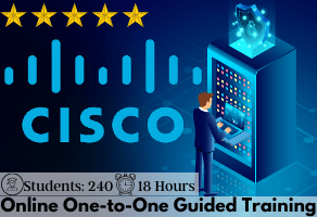 Cisco 350-801 One-to-One Online Training