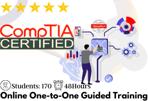CompTIA SY0-501 One-to-One Online Training