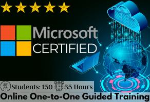 Microsoft AZ-900 One-to-One Online Training