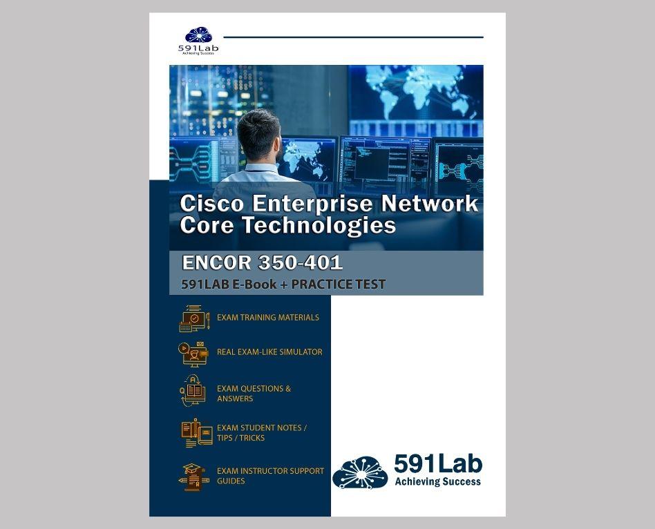 CISCO | 350-401 online certificate courses