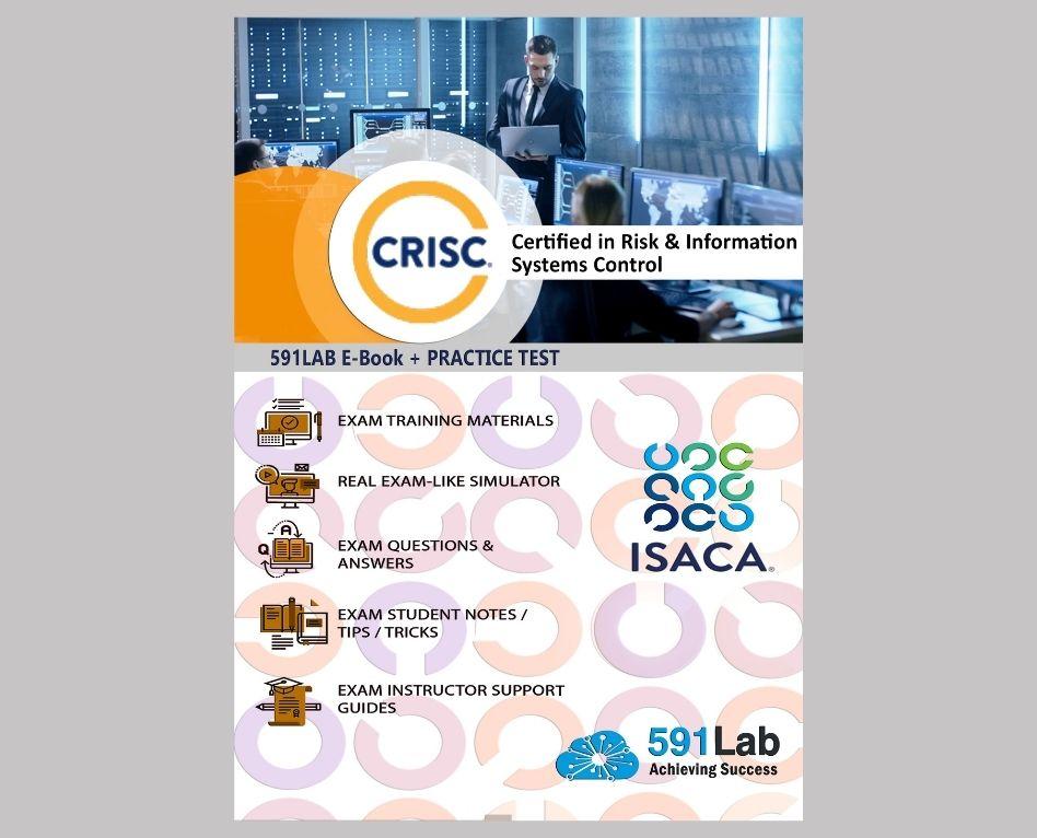 ISACA   CRISC online certificate courses