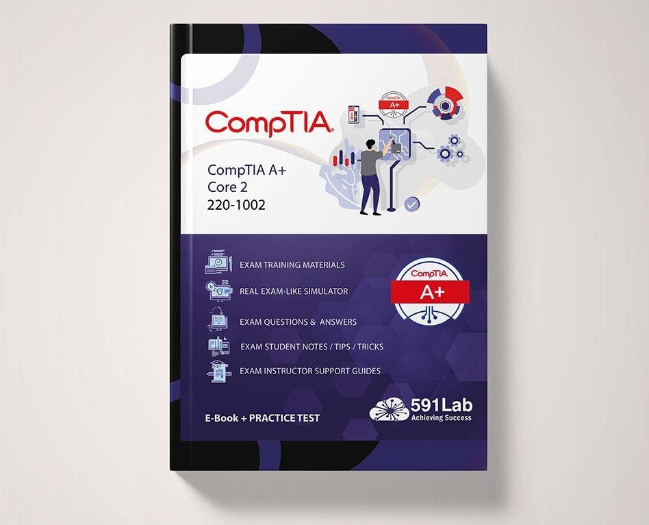 Study Materials for CompTIA A+ Core 2