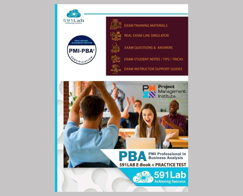 PMI | PBA online certificate courses