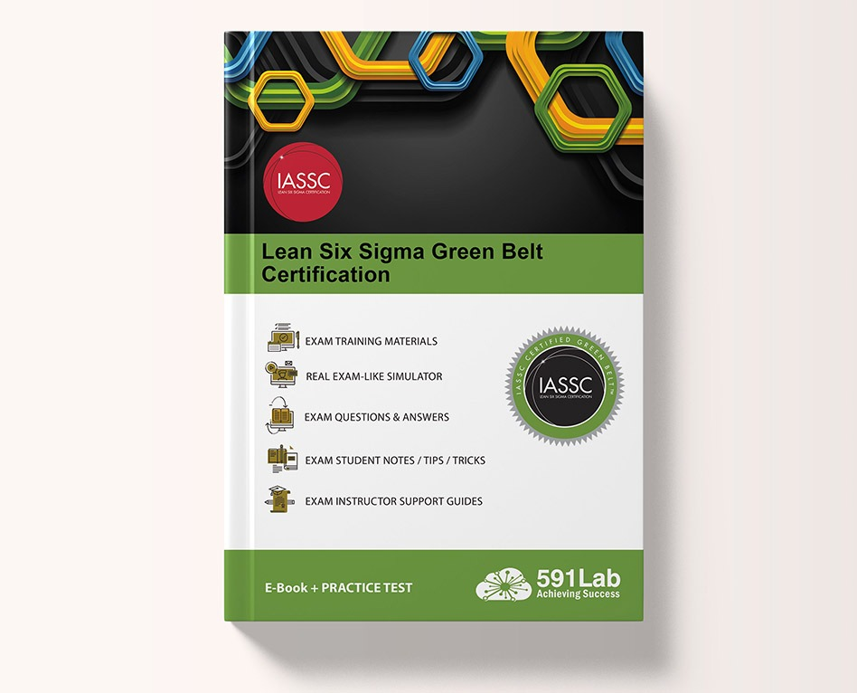 professional certification programs and Lean Six Sigma Green Belt Certification study materials