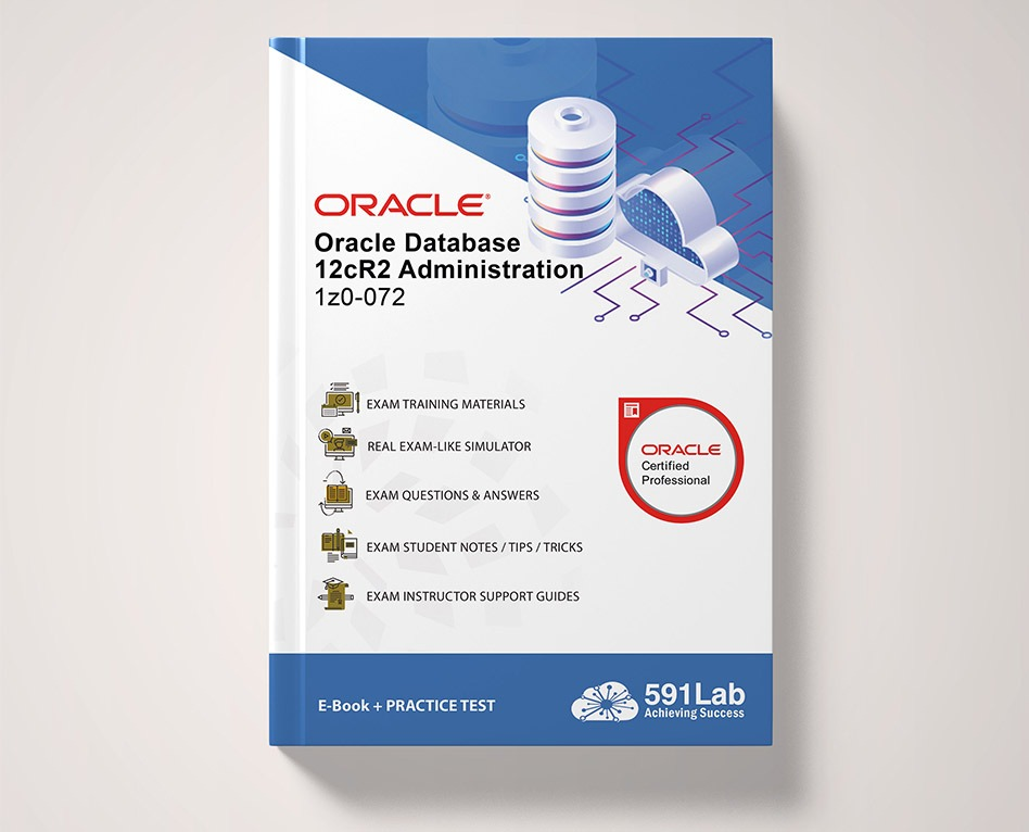 professional certification programs on oracle database 12cr2 administration